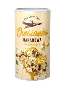 Owsianka bananowa OneDayMore